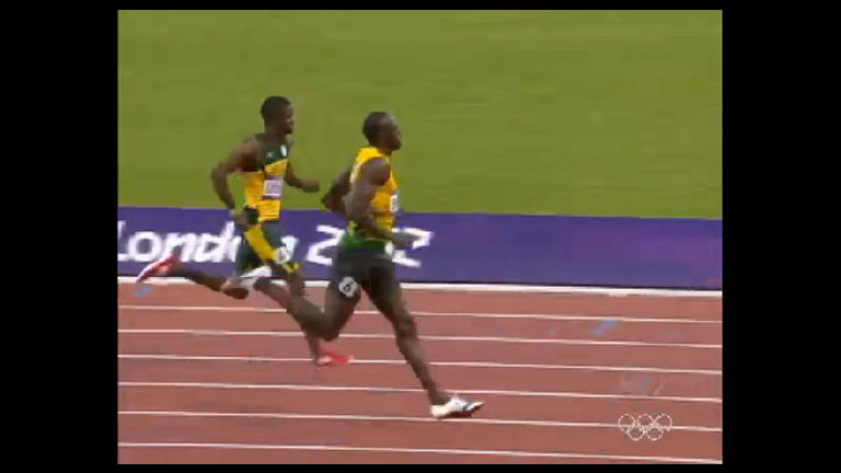 Astro jamaicano Usain Bolt se classifica para as finais dos 200 m ...
