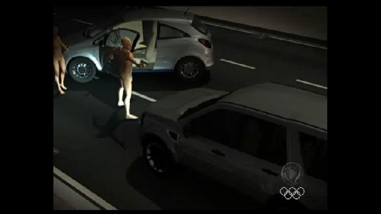 Casal flagrado em momento íntimo atira em policiais no Rio de ...