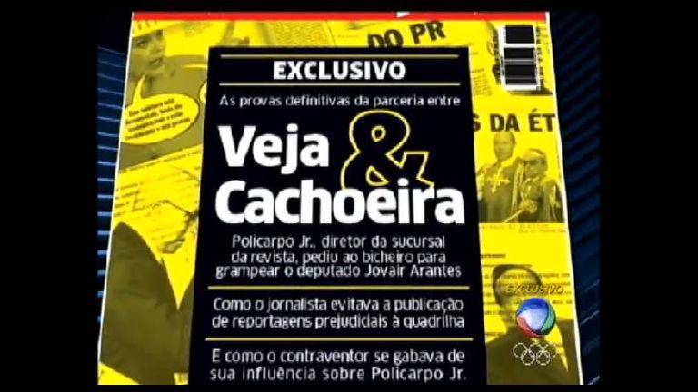 Exclusivo: gravação mostra relação entre Carlinhos Cachoeira e ...