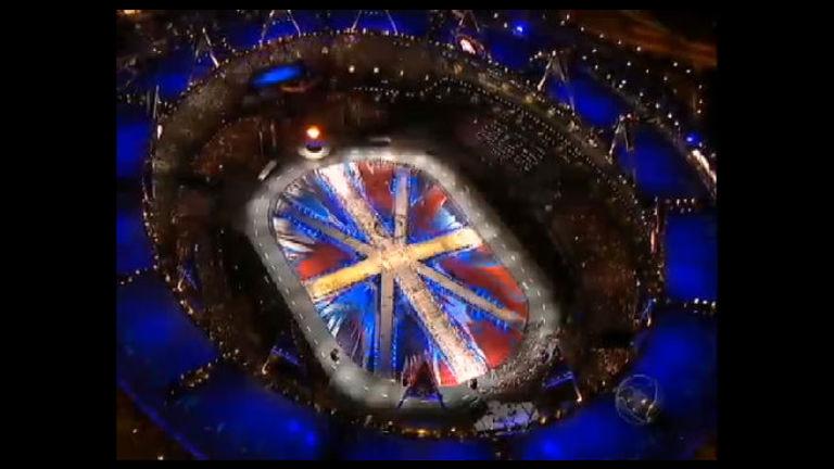 Cerimônia de Encerramento dos Jogos de Londres fecha evento em ...