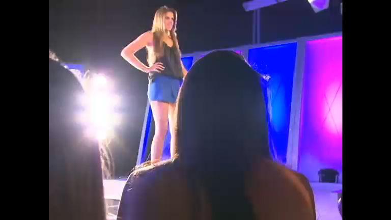 Participantes competem em busca de sonho em Top Model, o Reality