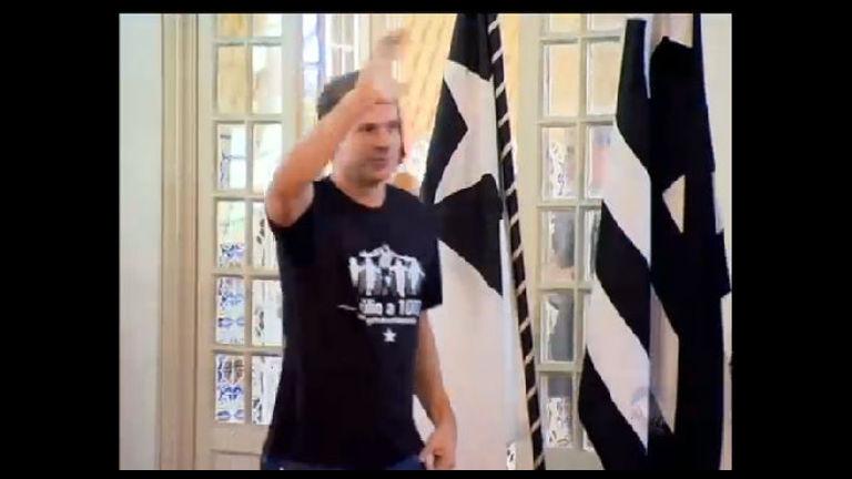 Túlio chega ao Botafogo e diz sonhar com milésimo gol - Notícias ...