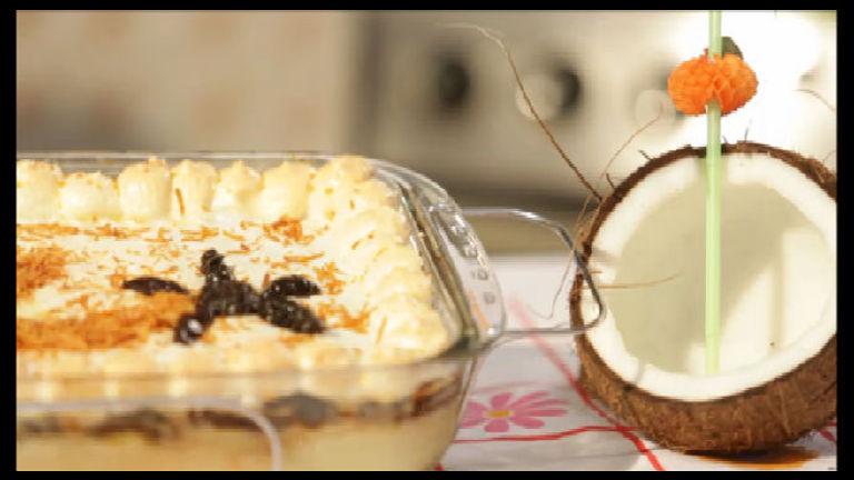 A Chef do Bairro: Marília Weber apresenta torta delícia de coco ...