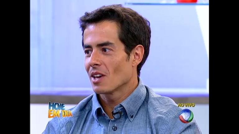 Felipe Folgosi se emociona com depoimento da mãe e fala sobre ...