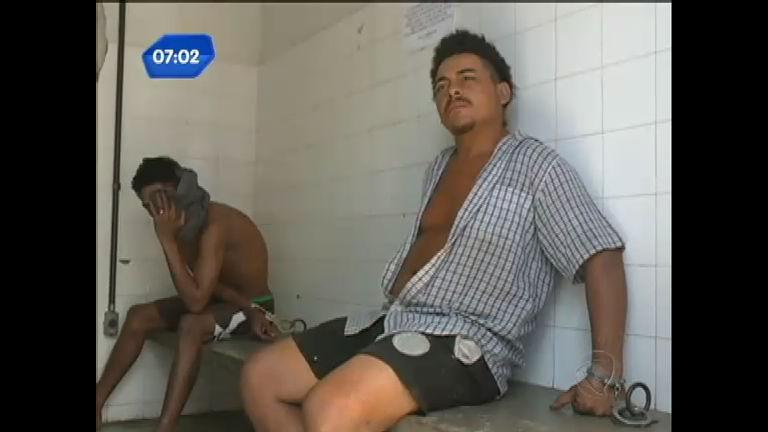 Ladrão cara de pau é preso e deixa até o comparsa envergonhado ...