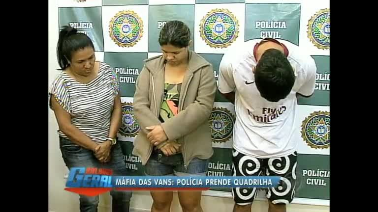 Polícia prende suspeitos de assassinato envolvidos em máfia de ...