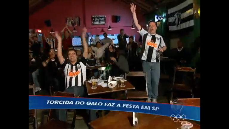 Líder do Brasileirão, Atlético Mineiro tem grande torcida também em ...