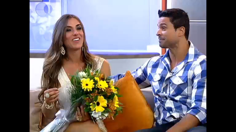 Nicole Bahls e Gustavo Salyer assumem namoro e falam sobre o ...