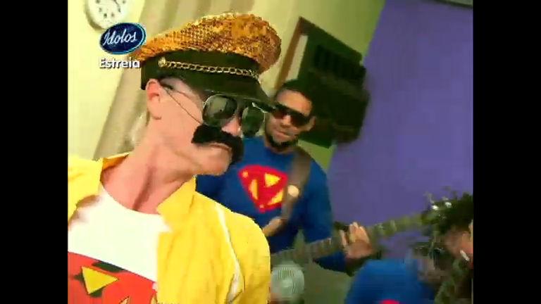 Jurados encontram candidata peculiar em Porto Alegre - Record ...
