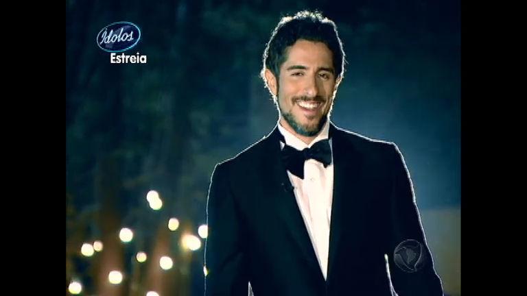 Marcos Mion é o apresentador da temporada 2012 do Ídolos ...