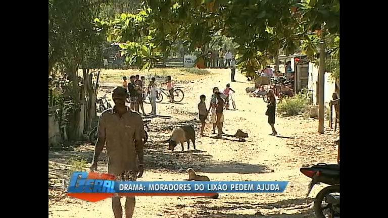 Ex- catadores passam fome após desativação de lixão de São ...
