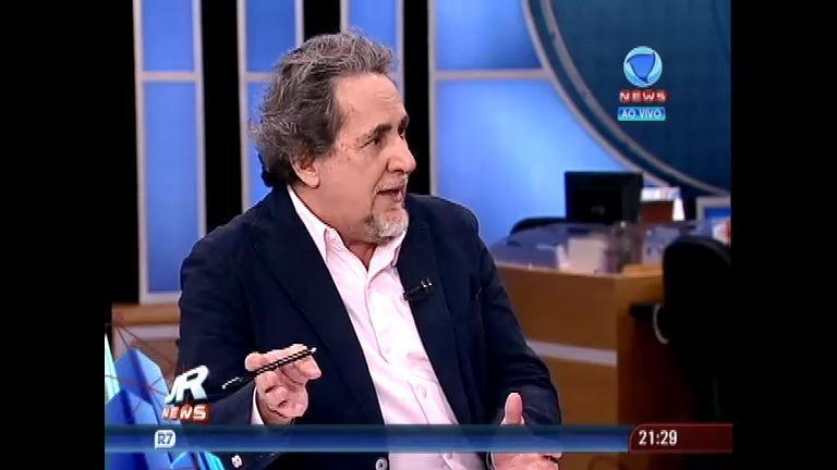 Nirlando Beirão fala sobre as eleições dos EUA - Rede Record