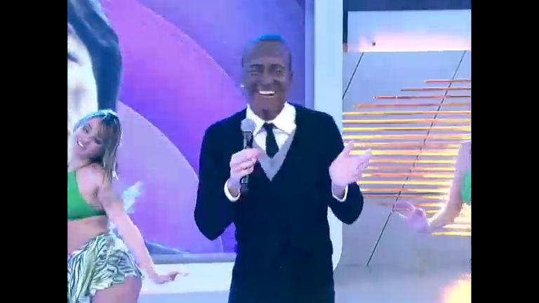 Rodrigo Faro vira Thiaguinho no Dança, Gatinho - Record Play - R7 ...