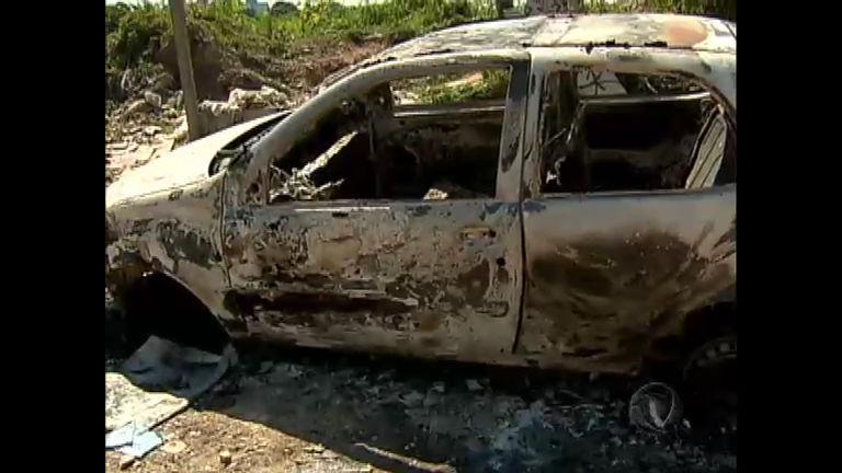 Casal coloca fogo no próprio carro para receber dinheiro do seguro ...
