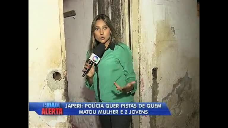 Polícia investiga chacina em Japeri (RJ) - Rio de Janeiro - R7 ...