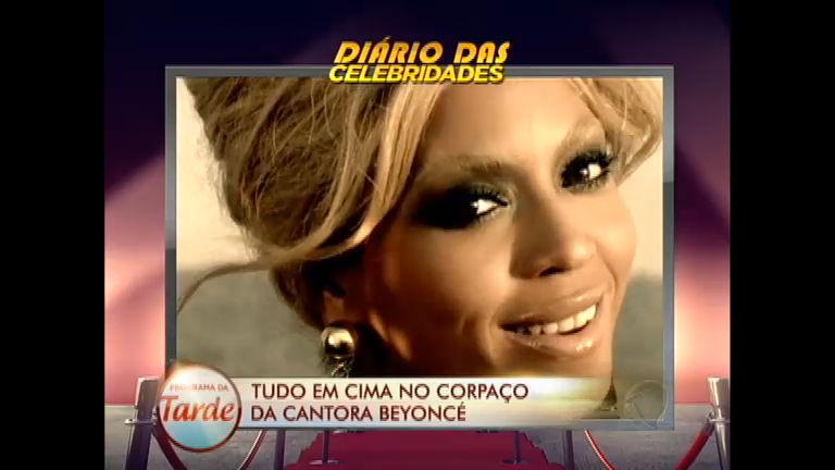 Diário das Celebridades: Beyoncé surpreende com corpão após ...