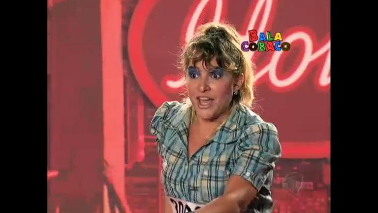 "Idolos 2012Nordestina arretada Natali Fox recebe ""sim"" dos jurados ..."