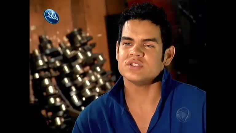 José Guaracy impressiona Supla com entrada ensaiada - Record ...