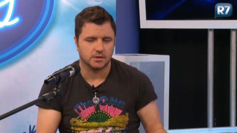 Maurício Manieri fala sobre a carreira e canta no Ídolos Online ...