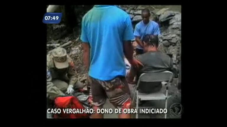 Dono de obra no Rio onde operário caiu em vergalhão deve ser ...