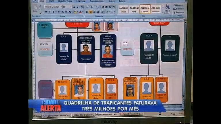 Polícia busca traficantes de quadrilha milionária em Magé (RJ) - Rio ...