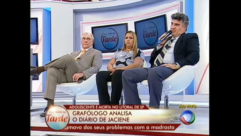 Madrasta é suspeita de cometer crime bárbaro; Marcelo Rezende ...