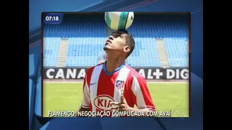 Negociação do Flamengo com o Avaí é emperrada por Negueba e ...