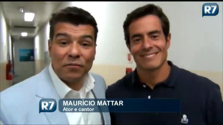 Bastidores: Maurício Mattar e Felipe Folgosi contam como foi ...