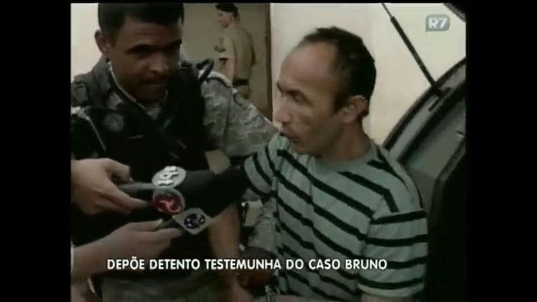 Testemunha do caso Bruno afirma que recebeu dinheiro de policial ...