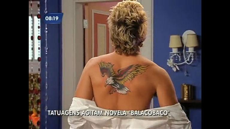 Tatuagem de personagem de Balacobaco pode inspirar tatuadores ...