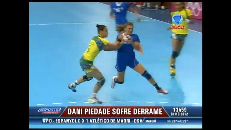 Daniela Piedade sofre derrame antes de partida na Eslovênia ...
