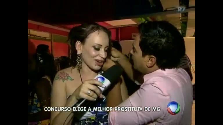 Miss Prostituta agita fim de semana em BH - Minas Gerais - R7 ...