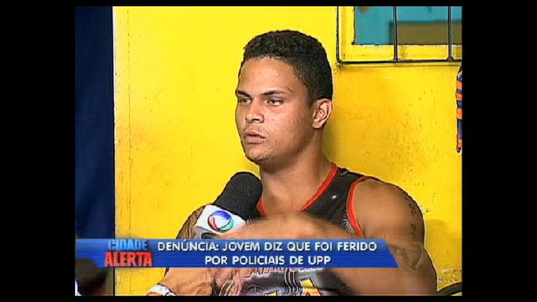 Morador do Complexo do Alemão (RJ) denuncia agressão de ...