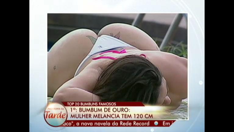 Saiba quais são os bumbuns mais famosos do Brasil - Rede Record