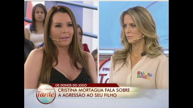 Cristina Mortágua responde perguntas polêmicas sobre o filho e ...