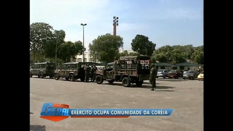 Eleições 2012: Exército ocupa comunidades na zona oeste do Rio ...