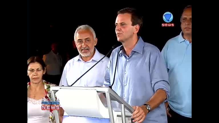 Reeleito no Rio, Eduardo Paes agradece eleitores - Notícias - R7 ...