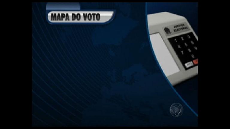 Eleições 2012: resultados do primeiro turno sugerem novo mapa ...