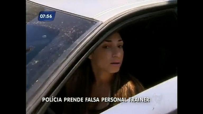 Polícia prende falsa personal trainer na zona norte do Rio - Rio de ...