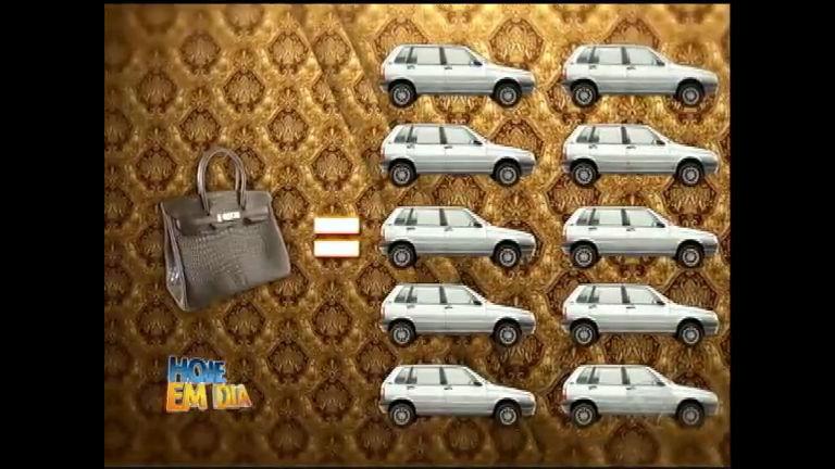 Sonho de consumo: bolsas e sapatos podem custar uma fortuna ...