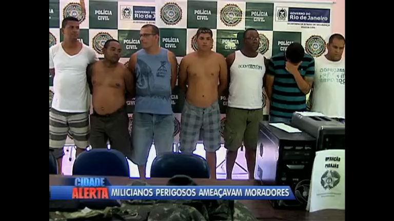 MP denuncia 12 suspeitos de integrar milícia na baixada (RJ) - Rio ...