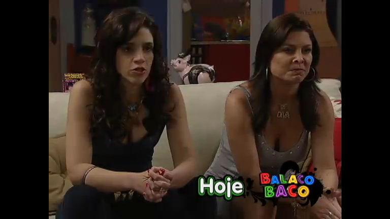 Diva e Dóris não conseguem esquecer o passado e só pensam em ...