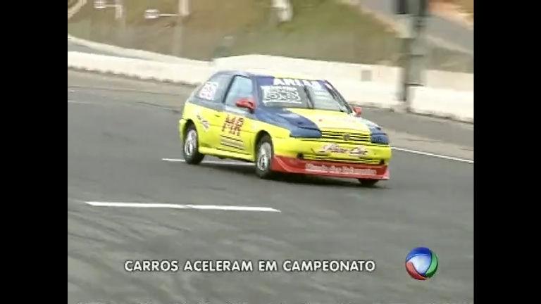 Automobilismo agita circuito na região metropolitana - Minas Gerais ...