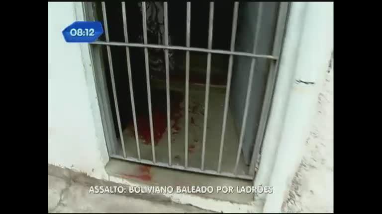 Boliviano é morto durante assalto na zona norte de São Paulo ...