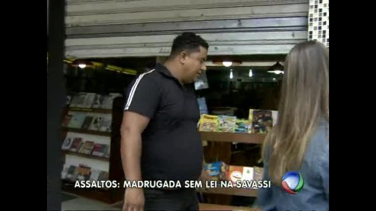 Comerciante tem prejuízo de R$3.000 em arrombamento a livraria ...