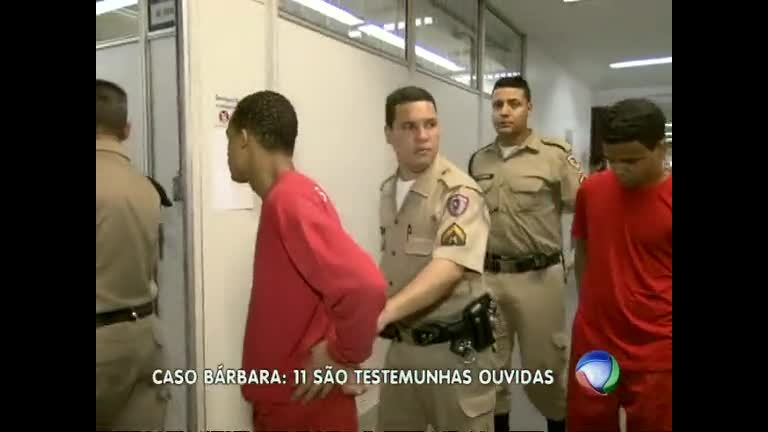 Testemunhas da morte da estudante Bárbara Quaresma são ...
