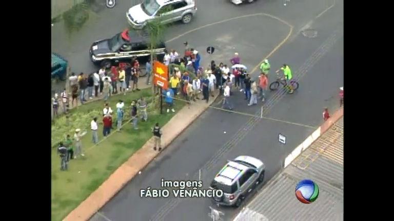 Agiota é morto dentro do próprio carro em Contagem - Minas Gerais ...