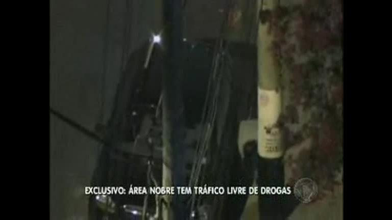 Área nobre de São Paulo tem tráfico livre de drogas - Distrito ...