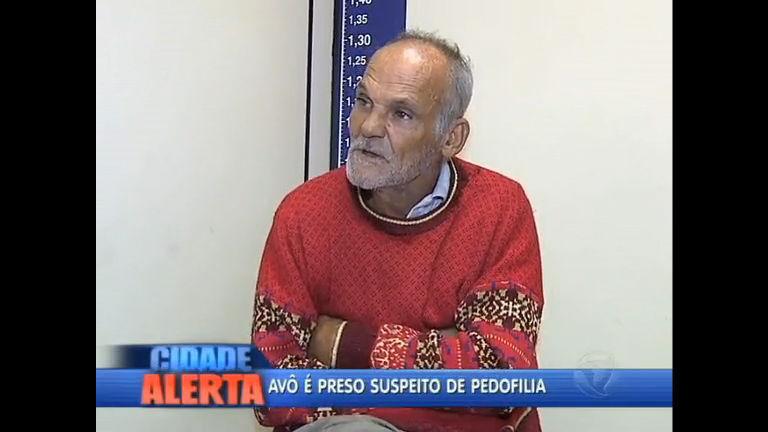 Avô afirma que carinho foi confundido com pedofilia em São ...