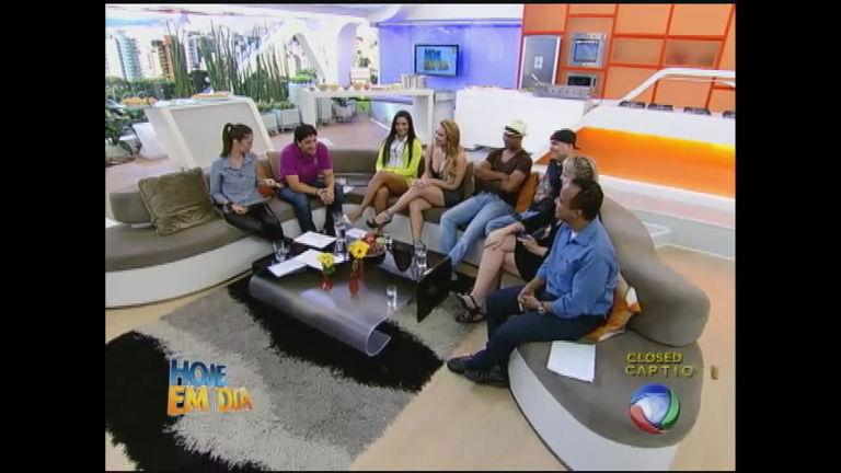 Ex-participantes analisam novos integrantes da Fazenda de Verão ...